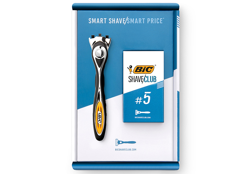 Offre exclusive BIC SHAVE CLUB